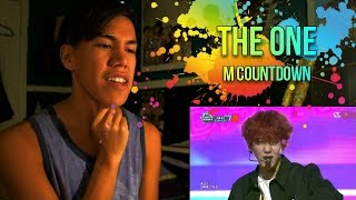 EXO-CBX - THE ONE (M COUNTDOWN) - LIVE STAGE REACTION