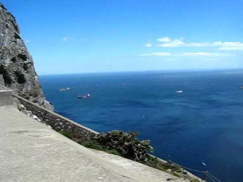 Morocco from Gibraltar