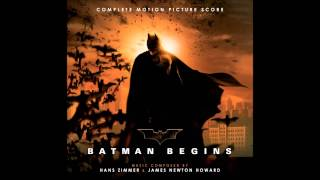 Batman Begins (OST) - Batman Theme