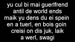 Justin Bieber - Boyfriend Con Pronunciacion
