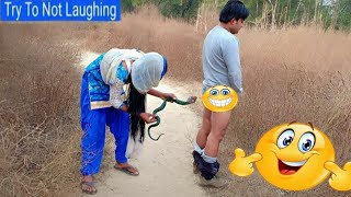 MUST WATCH NEW COMEDY VIDEO 👌👌 FULL ENTRAINMENT VIDEO 2019