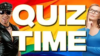 Are You Gay? | QUIZTIME