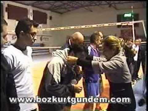 Abana Kaymakamlığı Voleybol Turnuvası Final