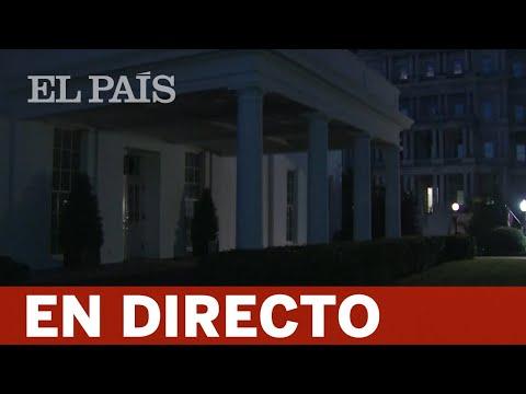 #DIRECTO | ÚLTIMA HORA sobre TRUMP: señal desde la CASA BLANCA