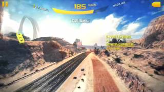 The fastest Streetrace - Asphalt 8
