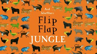 Axel Scheffler's Flip Flap Jungle - app trailer
