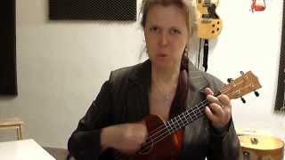 Lekce ukulele - Severní vítr