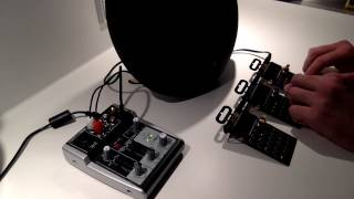 Kavinsky - Nightcall (Drive Original Movie Soundtrack) on Pocket Operators