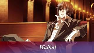 Dies irae: The Animation 『Walhall(Piano)』