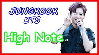 Jungkook(BTS) High Note ↗↗↗