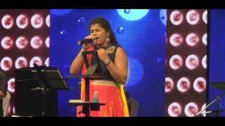 O Beqarar Dil - lataji, performed by Nayana Sarma
