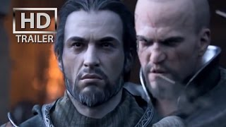 Assassins Creed 3 Revelations | OFFICIAL E3 teaser trailer (2011) Woodkid - Iron
