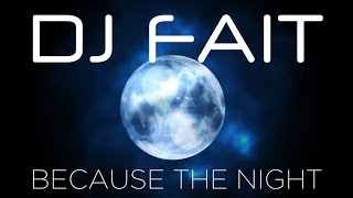 DJ Fait - Because The Night