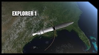 Explorer 1 - Orbiter Space Flight Simulator 2010