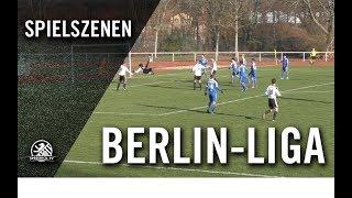 DJK SW Neukölln - SV Tasmania Berlin (15. Spieltag, Berlin-Liga)
