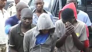Tokota Boys Assault A Boy, Get Arrested 09 05 2018