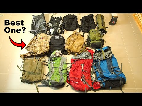 My Backpack Collection (Watch this before you buy a backpack!)