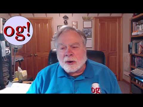 KE0OG Dave Casler Live Stream 25 Mar 2021