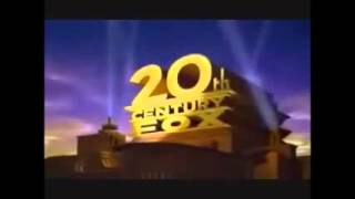 20th century fox logo variant (Old Video)
