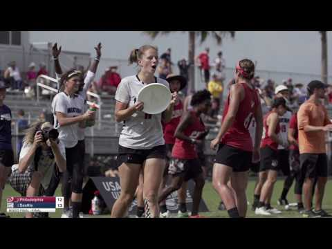Video Thumbnail: 2017 National Championships: Mixed Final Highlights