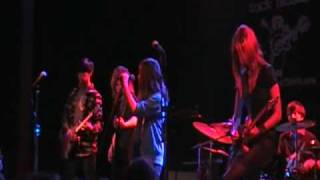 "Seattle School of Rock performs ""Liquid Boy"" by the Tree People"