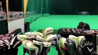 Cyprus Paradise ve Korineum Golf Resort 2019 Glasgow Golf Show'da Kuzey Kıbrısı tanıttı