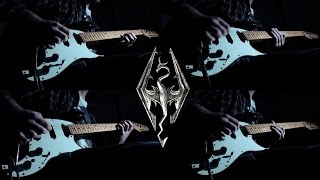 Skyrim Soundtrack - Secunda - Guitar Cover [1080p]
