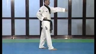 Forma de Taekwondo 1. Taeguk Il Jang