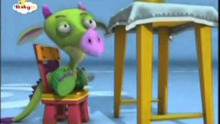 Draco have trouble with chairs - BaBY TV