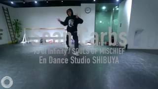 """Sean Carbs """"93' til Infinity/SOULS OF MISCHIEF""""@En Dance Studio SHIBUYA"""