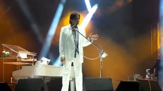 Roberto Carlos en Paraguay - Amigo