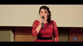 Luiza Spiridon - O bleibe Herr (Rămâi cu noi)