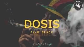 PASADO DE DOSIS - INSTRUMENTAL DE RAP   UNDERGROUND   BASE DE RAP   HIP HOP BEAT   Fx-M Black