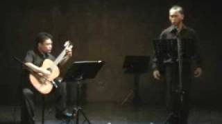 (joseph Ray Tolentino and Earl Mendez) Time to say goodbye(Con Te Partiro) -Francesco Sartori