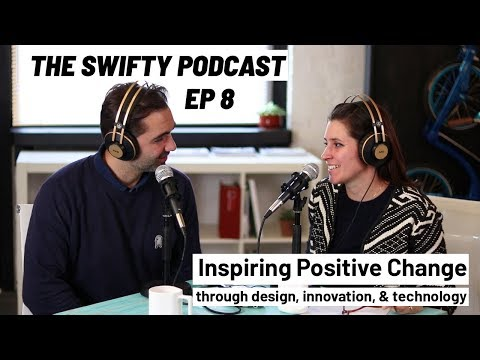 The Swifty Podcast Episode #8 - Scooter Sharing Economy