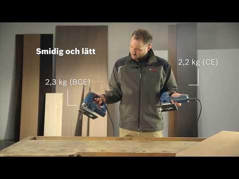 Bosch GST 1400 BCE Sticksåg