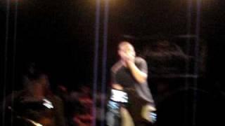 "Drake performing ""November 18"" in Houston"