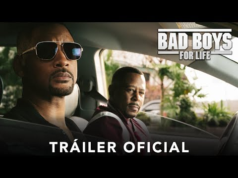 BAD BOYS FOR LIFE. Tráiler Oficial HD en español. En cines 17 enero de 2020.