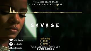 Rihanna | The Weeknd type beat - Savage | prod. by Sebi Beats
