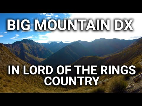Big Summit to Summit DX for SOTA in Lord of the Rings country!