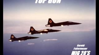 TOP GUN Soundtrack Score  theme Mig 28's Harold faltermeyer