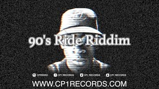 Dancehall Instrumental 2018 - 90's Ride Riddim _ CP1 RECORDS