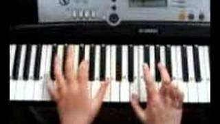 Evanescence - My Immortal Cover ( Intro ) Keyboard