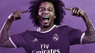 Marcelo [Skill-Dribbling-goal] Real Madrid 2017 |Axol - ILY [NCS Release]