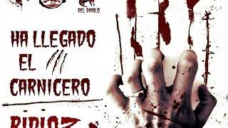 Ridioz - Ha Llegado El Carnicero | El Carnicero Del Diablo Rap  (5000k)