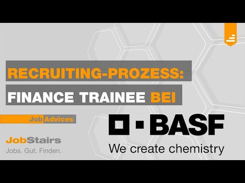 Recruiting-Video BASF Wintershall Trainee  – Finance