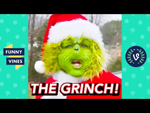 FUNNY CHRISTMAS VIDEOS | TRY NOT TO LAUGH - FUNNY VIDEO