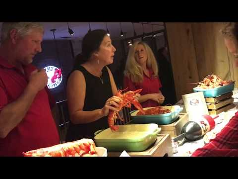 Reintroducing chefs to Maine Lobster - new vs hard shell