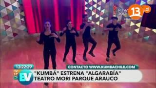 Kumbá, la fiesta del ritmo | Bienvenidos