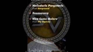 """WARRIOR - """"INTERNADOS"""" (2010) - """"VIVO COMO QUIERO"""" feat SKY SAPIENS - (OFICIAL)"""